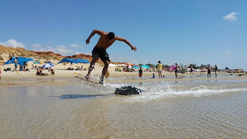3 המקומות הכי טובים לסקימבורד בישראל